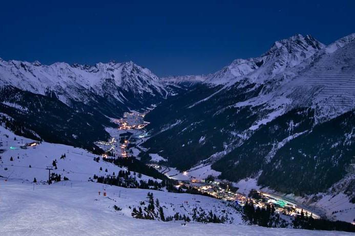 Hotel Kertess: Hotel St. Anton am Arlberg, St - BERGFEX