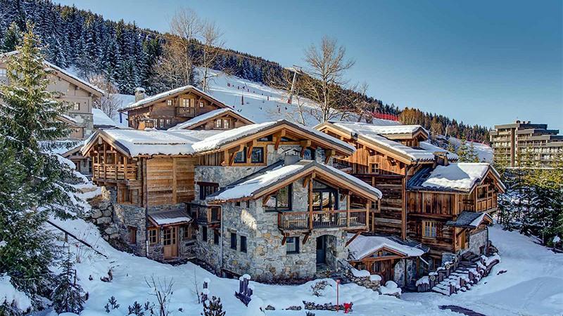 Ski Chalets - Chalet Sarenne