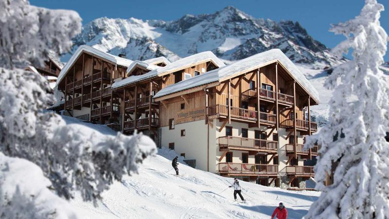 Ski Apartments - Residence Plein Sud , Val Thorens - Exterior